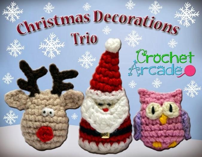 From Crochet Arcade